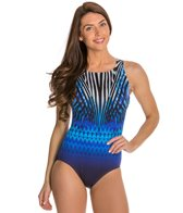 Longitude Allure Highneck One Piece Swimsuit