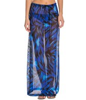 Longitude Swept Away Maxi Skirt