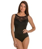 Longitude Sheer Love Highneck One Piece Swimsuit