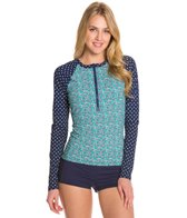 Sperry Top-Sider Women's Marrakesh Medley L/S Rashguard