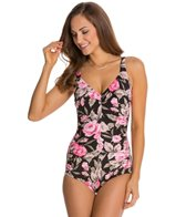 Gabar Retreat Rose Girl Leg One Piece