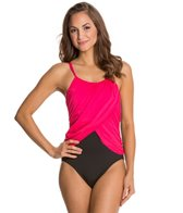 Gabar Coast Line High Neck Underwire One Piece Swimsuit