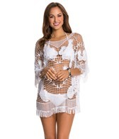 Seafolly Road Trip Pineapple Kaftan Cover Up