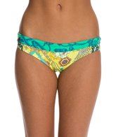 Maaji Peplum Bloom Signature Bikini Bottom