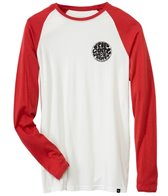 Rip Curl Men's Mags Long Sleeve Raglan