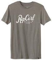 Rip Curl Men's Marky Mark Heather S/S Tee