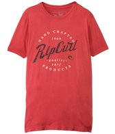Rip Curl Men's Backstage Heritage Short Sleeve Tee