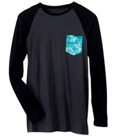 Rip Curl Men's Palmtation Long Sleeve Raglan