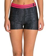 Under Armour Women's Compression Printed Running Shorty