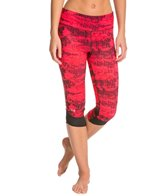 Under Armour Women's Fly-By Printed Capri