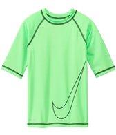 Nike Boys' Hydro UV Epic Swoosh S/S Rashguard