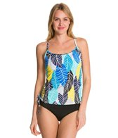 South Point Isla Vista Ship Shape Racerback Tankini Top