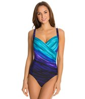 Miraclesuit Sanibel Deep End Underwire DD Cup One Piece