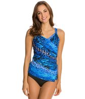 Miraclesuit Animal Kingdom Paramore Underwire Tankini Top