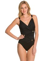 Miraclesuit Go Glam Trieste Underwire One Piece Swimsuit