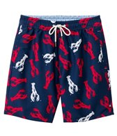 Sperry Top-Sider Men's Maine Lobster 17 Volley Short