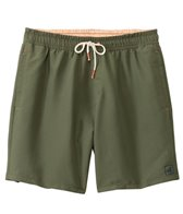 Sperry Top-Sider Men's Sailor Solids 17 Volley Short