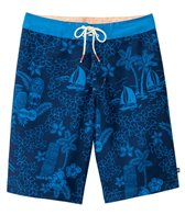 Sperry Top-Sider Men's Tiki Party 21 Boardshort