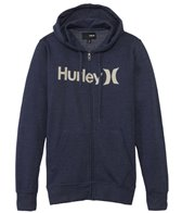 Hurley Men's One & Only Zip Fleece Wetsuit Hoodie