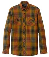 Hurley Men's Saxon Sherpa L/S Flannel