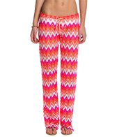 Luli Fama Flamingo Beach Pant