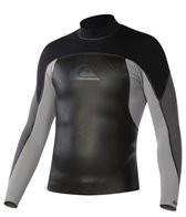 Quiksilver Men's 2MM Long Sleeve Reversible Wetsuit Jacket