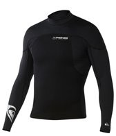 Quiksilver Men's 1MM Syncro Long Sleeve Neo Surf Wetsuit Jacket