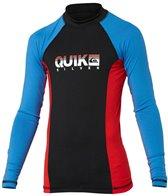 Quiksilver Boys' Extra Extra Long Sleeve Rashguard (4-16)