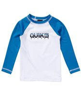 Quiksilver Toddler Boys' Extra Extra Long Sleeve Rashguard (2T-4T)