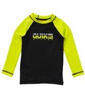 Quiksilver Toddler Boys' Extra Extra L/S Rashguard (2T-4T)