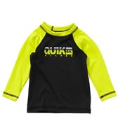 Quiksilver Infant Boys' Extra Extra Long Sleeve Rashguard (6-24mos)