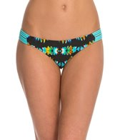 Quintsoul On Top Of The Wave Braided Side String Bikini Bottom