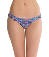 Quintsoul Super Drive Macrame Side Bikini Bottom