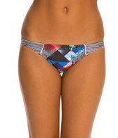 Quintsoul Floral Collage Hipster Bikini Bottom