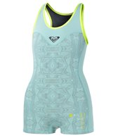Roxy Women's 2MM XY Cross Back Short Jane Wetsuit