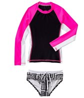 Seafolly Girls Mod Pop Surf Set (6-14)