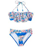 Seafolly Girls Abbey Road Mini Tube Bikini Set (6yrs-14yrs)