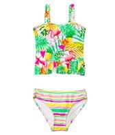 Seafolly Girls Holiday Singlet Bikini Set (6yrs-16yrs)