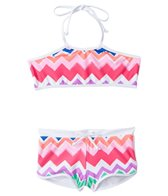 Seafolly Girls Go-Go-Girl Tankini Set (2-7yrs)
