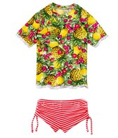 Seafolly Girls Tuttie Cutie Sunvest Set (6mos-7yrs)