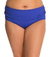 Kenneth Cole Reaction Plus Size Sash Hipster Bottom