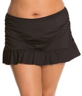 kenneth-cole-reaction-plus-size-solid-skirted-bottom