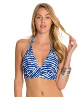 kenneth-cole-electric-stripe-midkini-halter-top