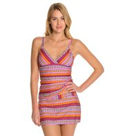 Kenneth Cole Globetrotter Tankini Top