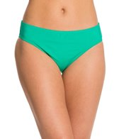 Kenneth Cole Reaction Solid Ruffle Hipster Bikini Bottom