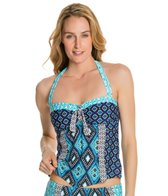 Kenneth Cole Reaction Coastal Escapade Hankini Tankini Top