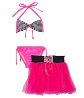 Shebop/Weebop Pirate Two Piece Bikini Set (2T-10years)
