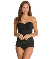 Jantzen Solid Original Vamp Swim Dress