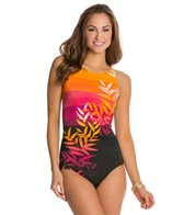 Jantzen Scenic View High Neck One Piece