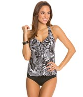 Jantzen Palm Reader D/DD Cup Sweetheart Tankini Top